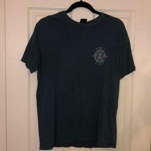 Obey Men's Blue T-Shirt